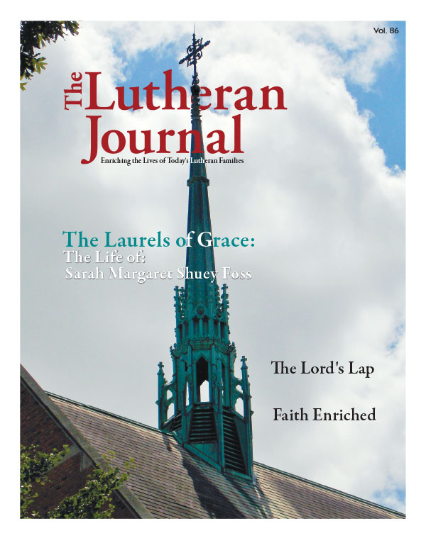 The Catholic Lutheran Journal
